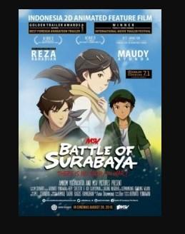 Film Battle of Surabaya (2016) Bluray Layarkaca21 Subtitle Indonesia