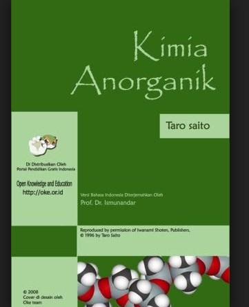 Download Ebook Kimia Anorganik