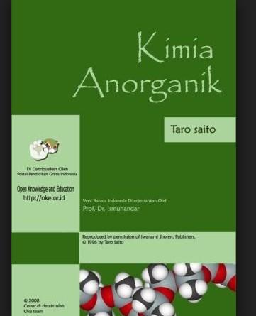 Download Ebook Kimia Anorganik