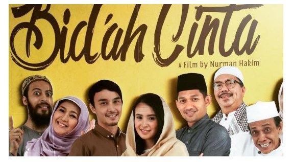 Download Film Bid'ah Cinta (2017)
