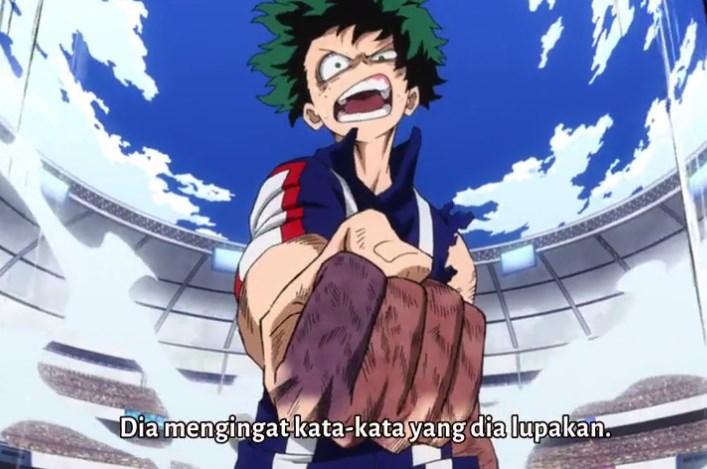 Boku no Hero Academia Season 2 Episode 10