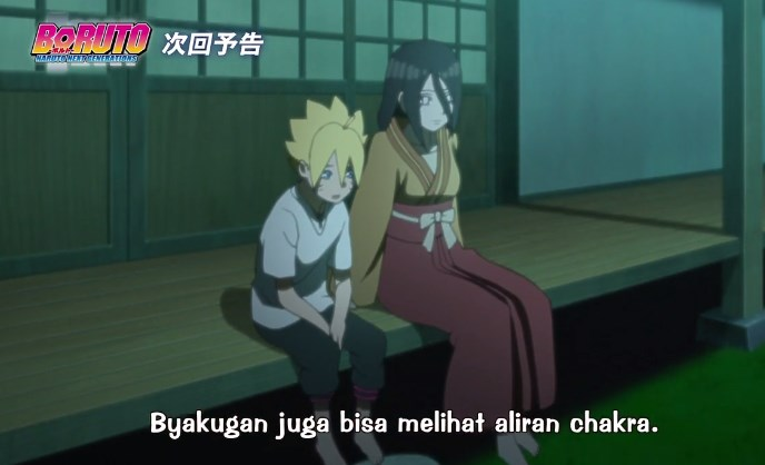 Boruto: Naruto Next Generations Episode 9