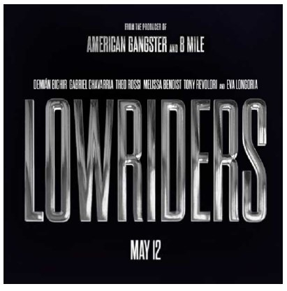 Download Film Lowriders (2017) Bluray Layarkaca21 Subtitle Indonesia