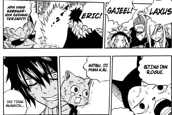 Komik Fairy Tail Chapter 540