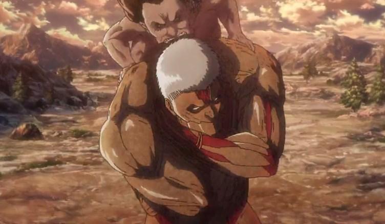 Shingeki no Kyojin Season 2 Episode 11