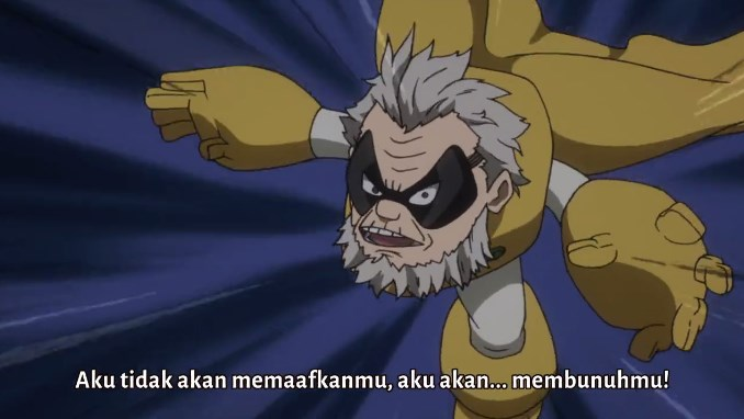Boku no Hero Academia Season 2 Episode 16