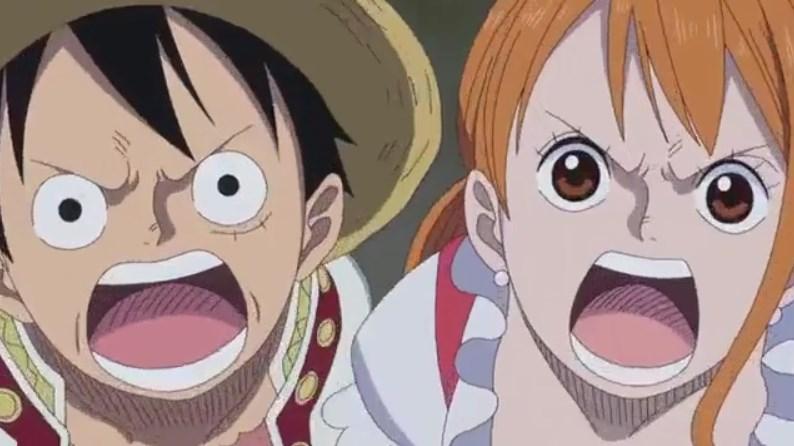 One Piece Episode 796
