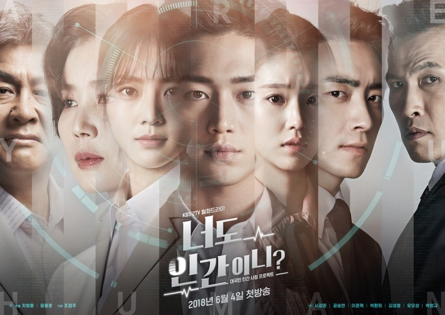 Download Are You Human Too ? Episode 25 - 26