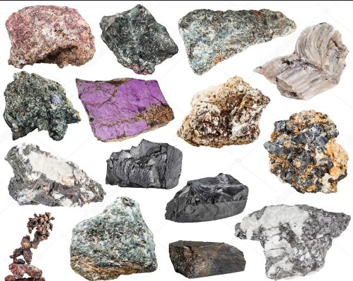 Download Ebook Mineralogi