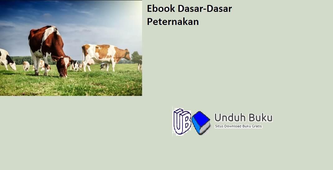 Ebook Dasar-Dasar Peternakan