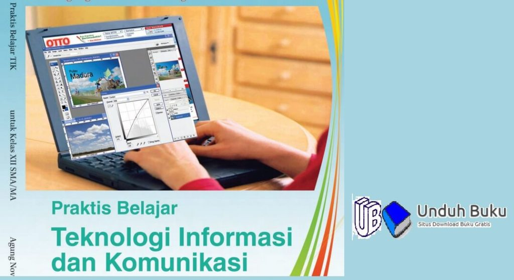 Buku Teknologi Informasi Komunkasi Kelas 12