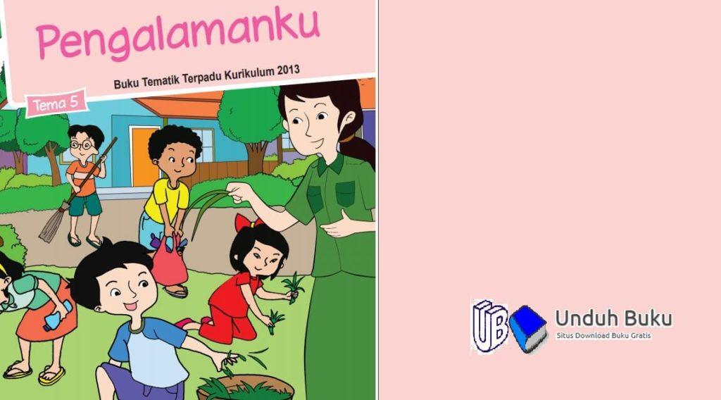 Buku Tema 5: Pengalamanku Kelas 2 SD/MI Kurikulum 2013