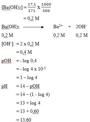 Kimia kelas 11 no 14